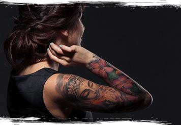 Lazer ile dövme tatoo silme mümkünmü